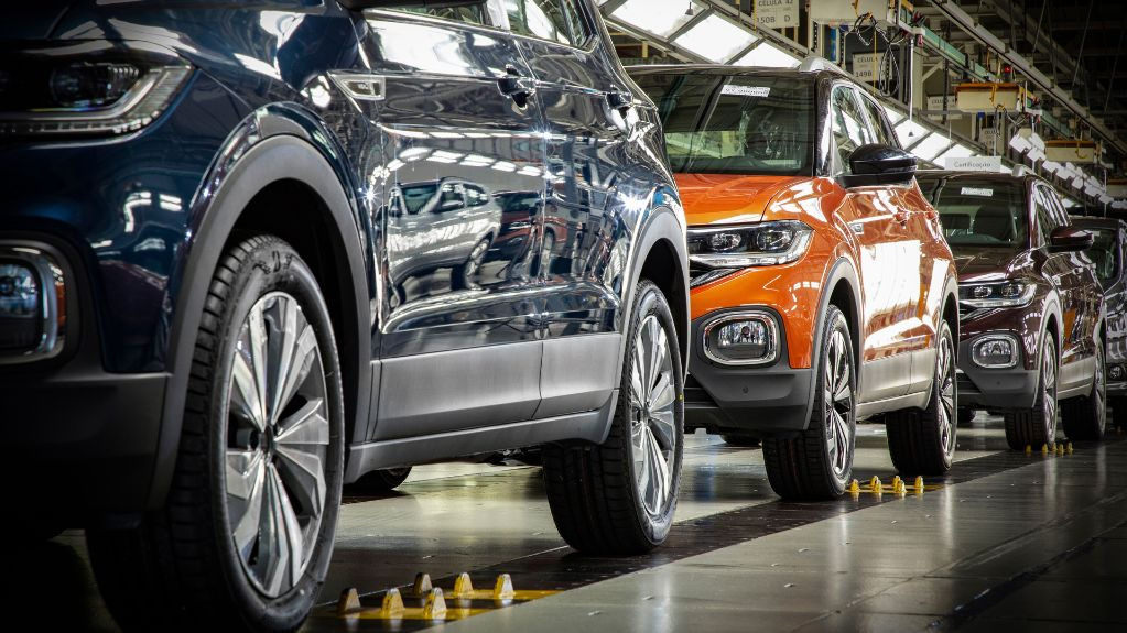 You are currently viewing Volkswagen T‑Cross começa a ser exportado para o México