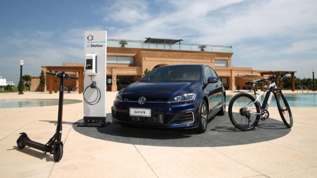 You are currently viewing Golf GTE estreia novo conceito de mobilidade elétrica