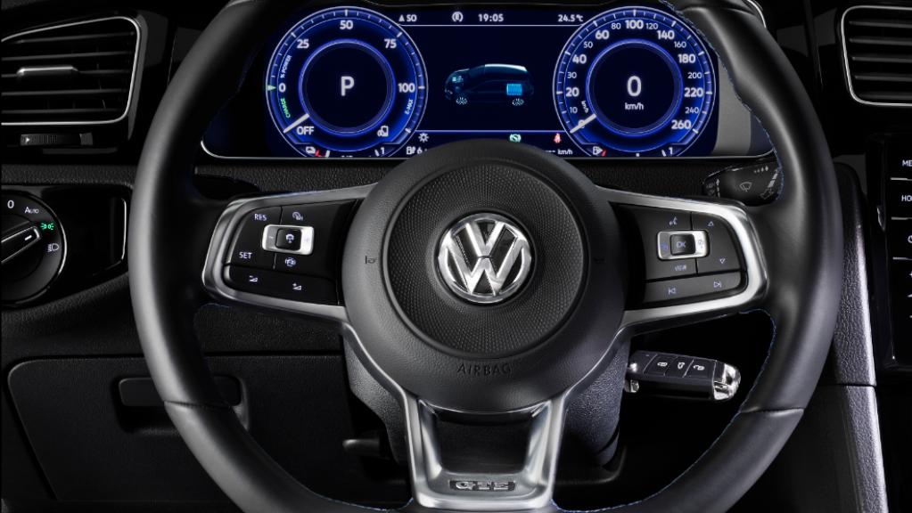 Golf GTE estreia novo conceito de mobilidade elétrica