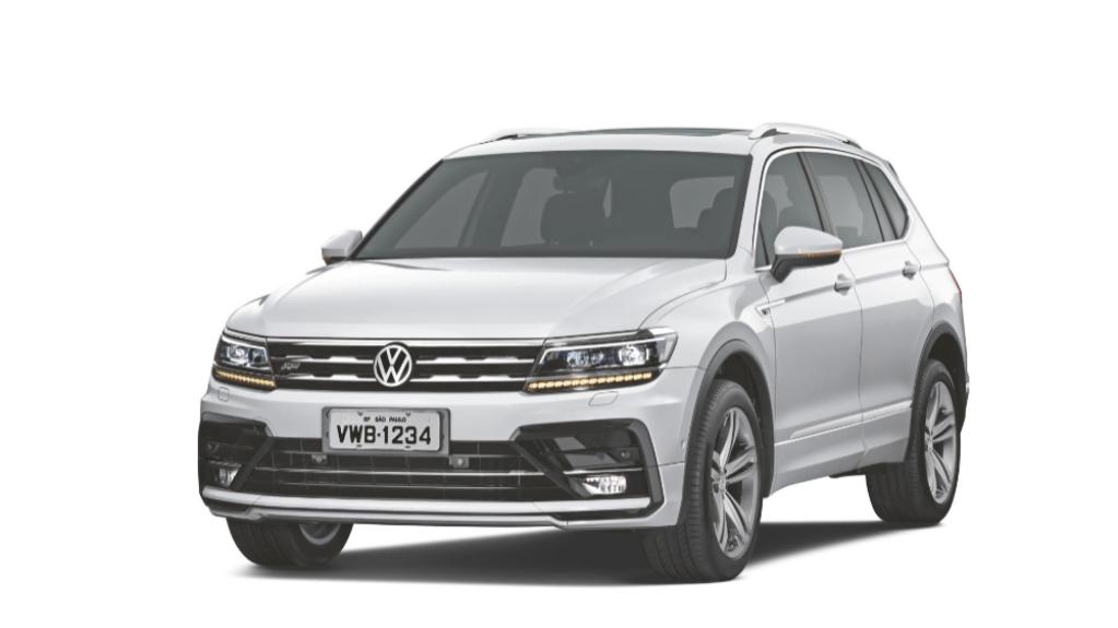 Volkswagen Tiguan Allspace 2020 traz mais equipamentos de série