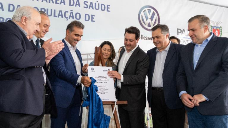 Read more about the article Volkswagen investe R$ 5,5 milhões em hospital no Paraná