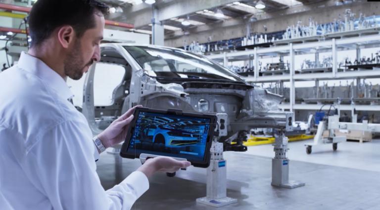 VW do Brasil constrói protótipos para a Skoda