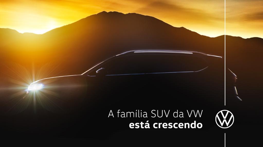 A família SUV da VW está crescendo
