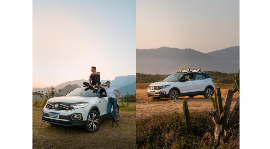 "Volkswagen lança o projeto ""Sobre Rodas, Mundo T‑Cross"""