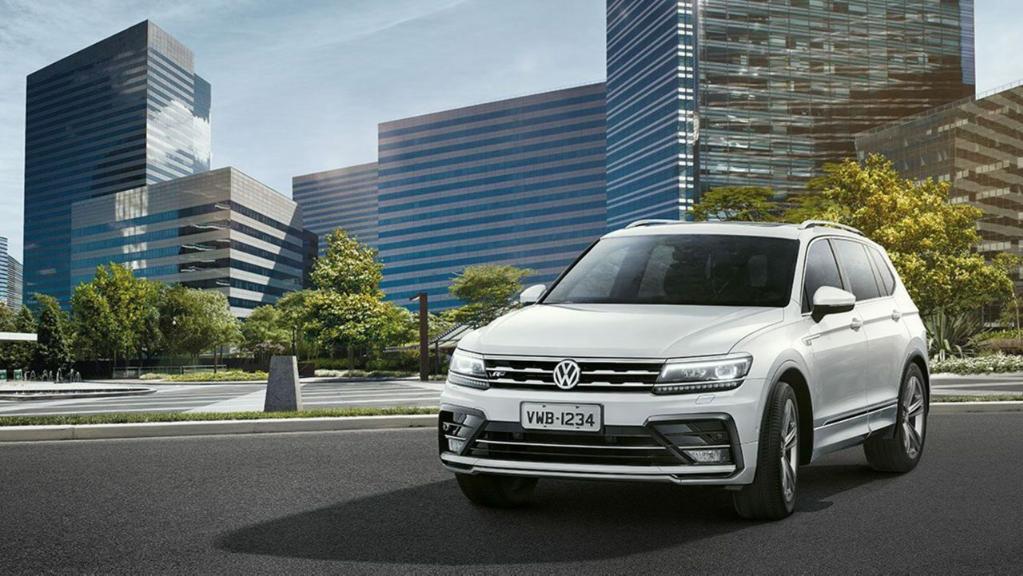 VW up!, Saveiro e Tiguan têm a menor desvalorização do mercado em 2020