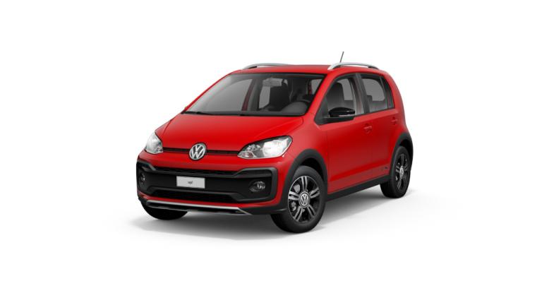 Eficiente, prático e divertido ao volante, VW up! 2021 chega às lojas