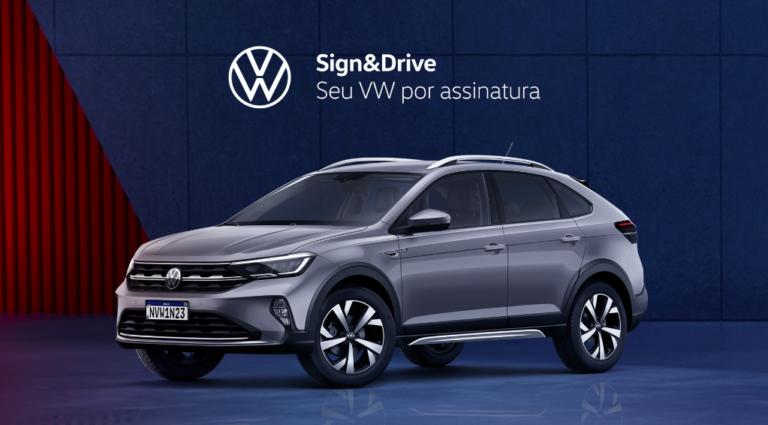Read more about the article Nivus estreia no VW Sign&Drive