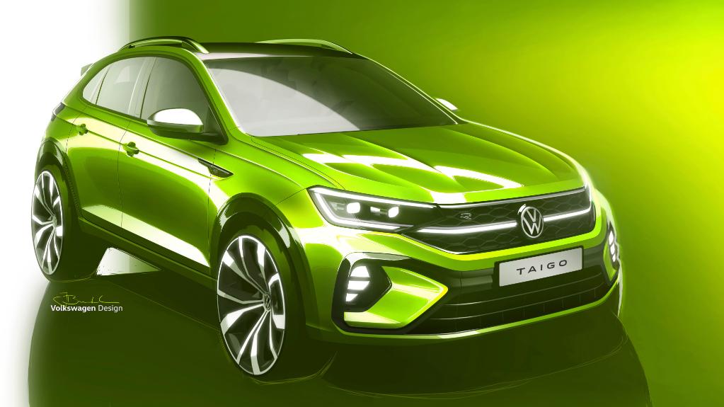 VW Taigo, versão europeia do Nivus, está chegando
