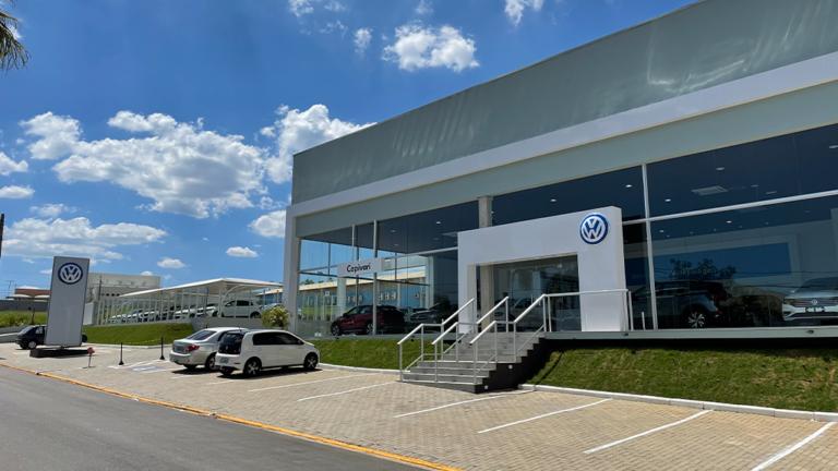 Conheça a nova sede da Volkswagen Capivari