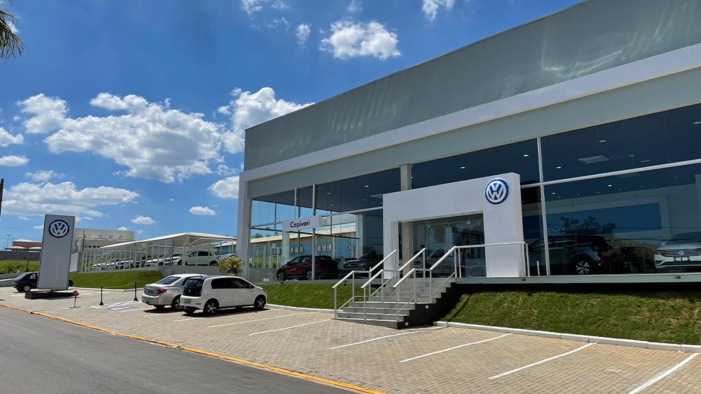 You are currently viewing Conheça a nova sede da Volkswagen Capivari