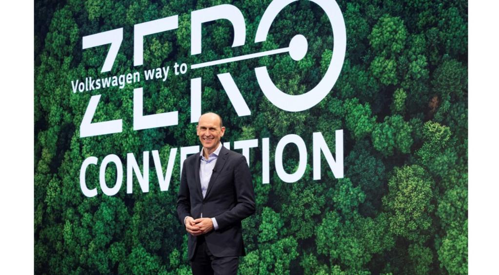 Volkswagen promove Convenção Way To Zero