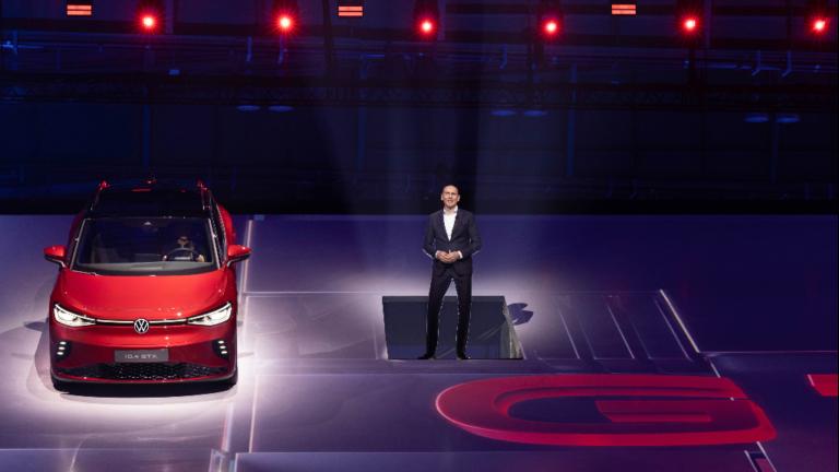 Read more about the article Espetacular apresentação mundial do novo Volkswagen ID.4 GTX